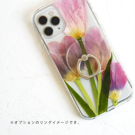 【再販】iPhone / 押し花ケース 201209_3