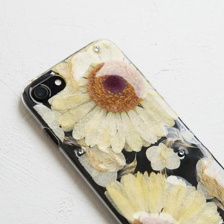 【リング不可】iPhone / 押し花ケース 200916_1