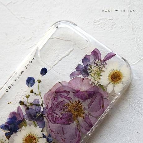 iPhone / 押し花ケース 210915_5