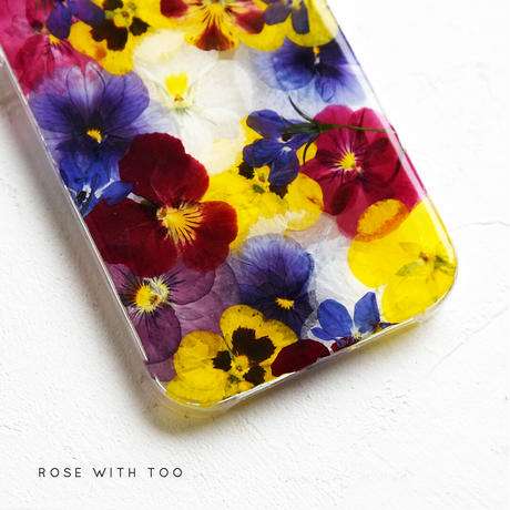 iPhone / 押し花ケース 210616_5