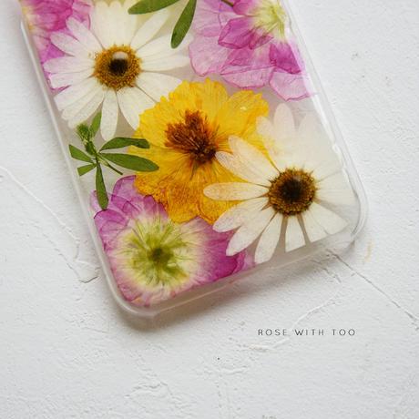 iPhone / 押し花ケース 20200422_4