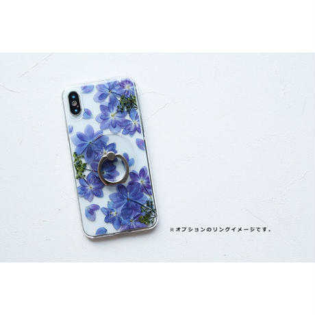 iPhone / 押し花ケース200624_1