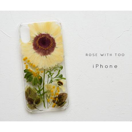 iPhone / 押し花ケース 20200129_3