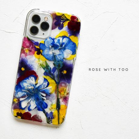 iPhone / 押し花ケース 210616_3