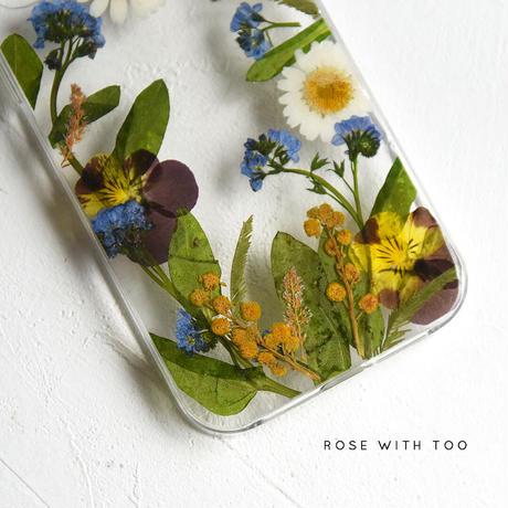 iPhone / 押し花ケース 210414_3