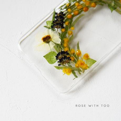 iPhone / 押し花ケース 20200122_3