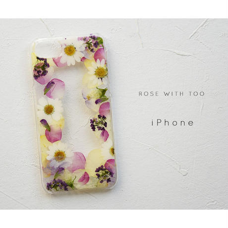 iPhone / 押し花ケース 20200311_8