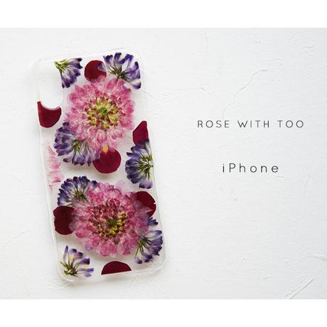 iPhone / 押し花ケース 20200506_5