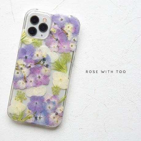 iPhone / 押し花ケース 210623_1