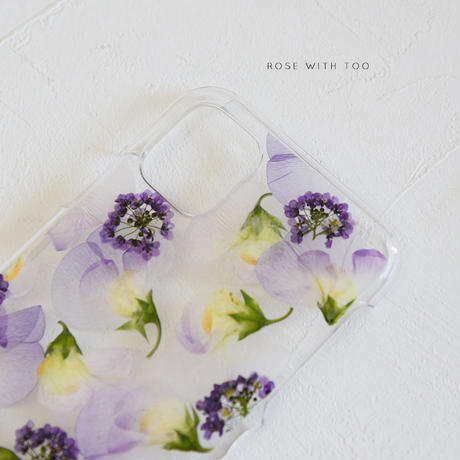 iPhone / 押し花ケース 20200219_5