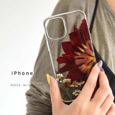 iPhone / 押し花ケース 201125_7