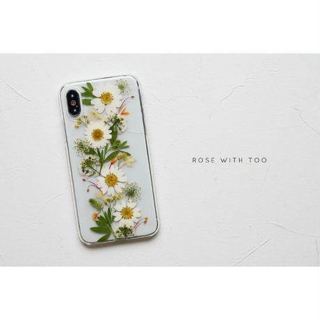 iPhone / 押し花ケース 20191127_2
