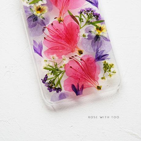 iPhone / 押し花ケース 200520_7
