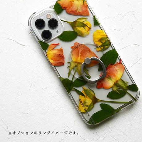 Galaxy /   押し花スマホケース  210901_4