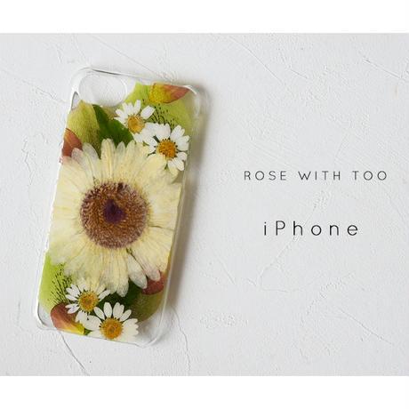 【リング不可】iPhone / 押し花ケース 20200325_3