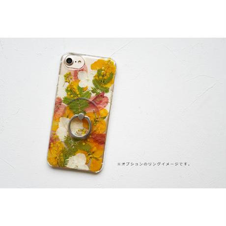 iPhone / 押し花ケース 20200304_3