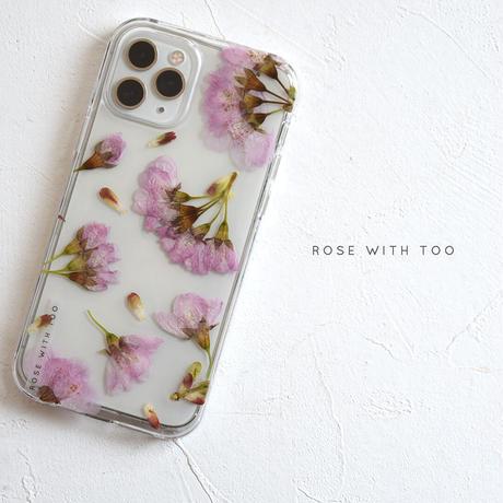 iPhone / 押し花ケース 210421_5