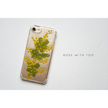 iPhone / 押し花ケース 20200304_5