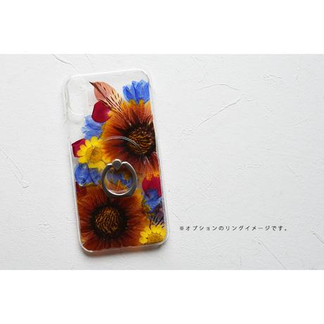 iPhone / 押し花ケース 200708_1