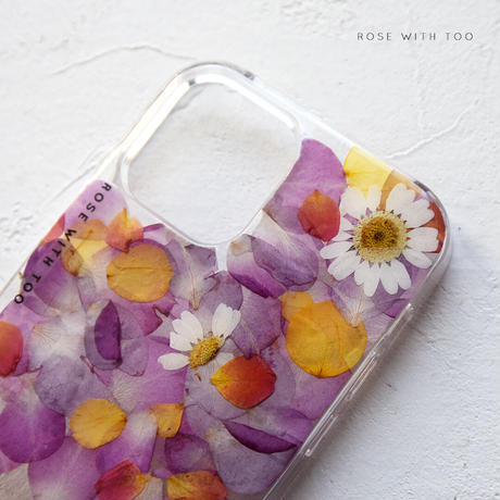 iPhone / 押し花ケース 210915_3