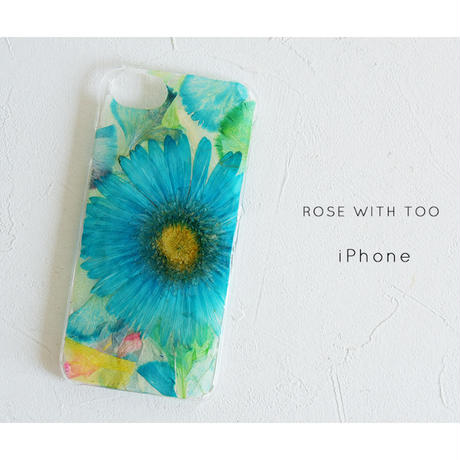 iPhone / 押し花ケース 20200226_1