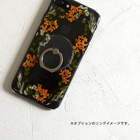 【再販】iPhone / 押し花ケース 201021_3