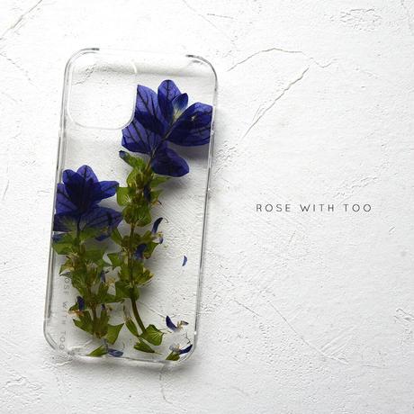 iPhone / 押し花ケース 210120_5