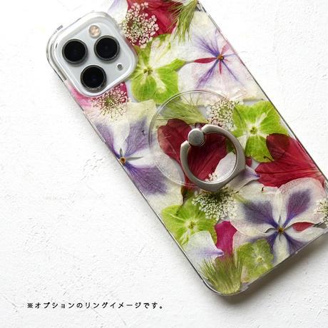 iPhone / 押し花ケース 210714_3
