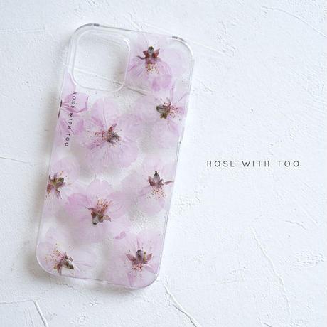 iPhone / 押し花ケース 210421_3