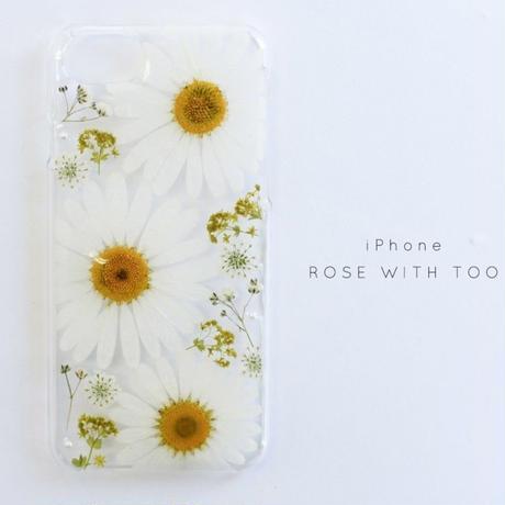 iPhone / 押し花ケース20190626_10