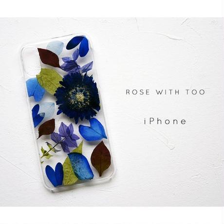 iPhone / 押し花ケース 20191218_7