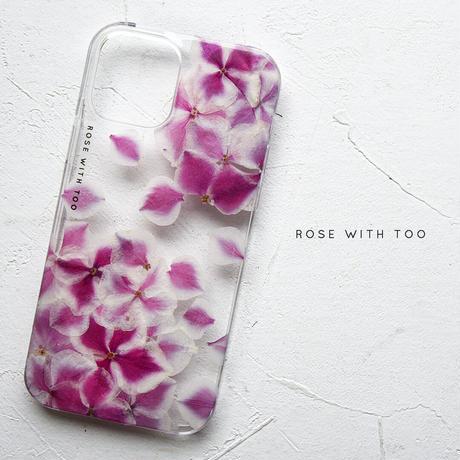 iPhone / 押し花ケース 210714_1