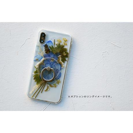 iPhone / 押し花ケース 20191225_5