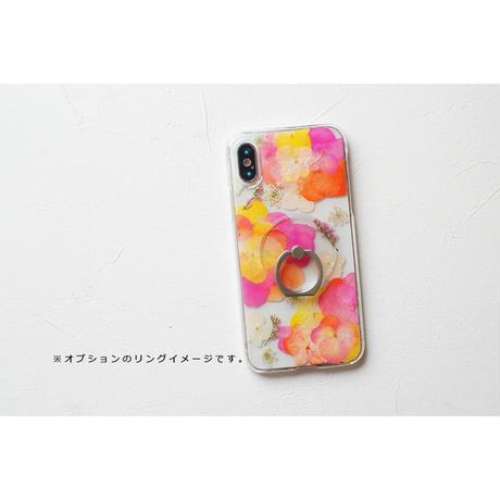 iPhone / 押し花ケース20190911_5