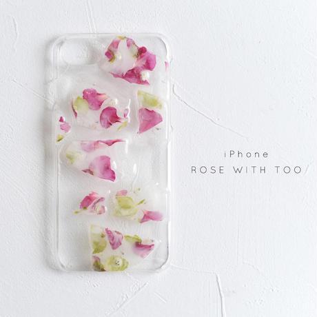 【リング不可】iPhone / 押し花ケース 20190618_6