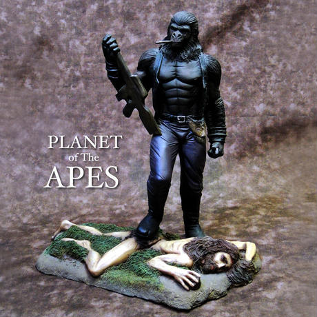 PLANET of the APES 完成品