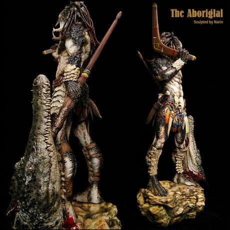 Aboriginal 完成品
