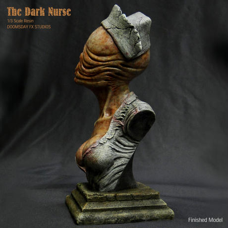 The Dark Nurse Bust 完成品【その3】