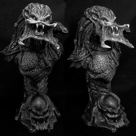 Predator 1/4scale Bust Kit