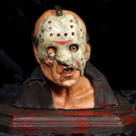 JASON 1/4scale bust Kit【取り寄せ】