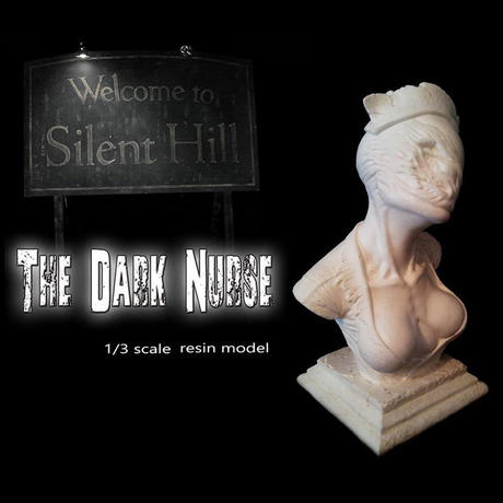 The Dark Nurse Bust kit【入荷中】
