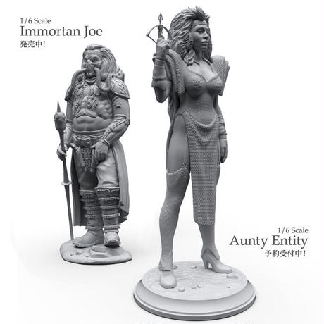 Aunty Entity 1/6scale Kit【入荷中!】