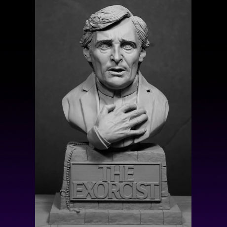 Father Karris 1/4scale bust Kit【入荷中】