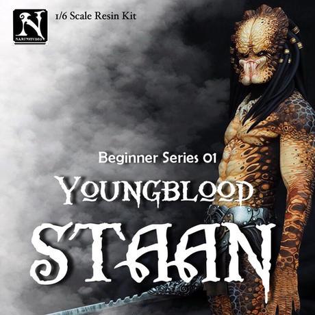 "Beginner Series 01 Youngblood "" STAAN "" kit【入荷待ち】"