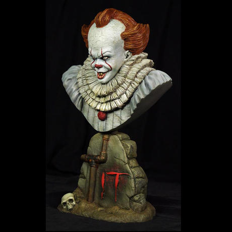 New Pennywise2017 Bust kit【取り寄せ】