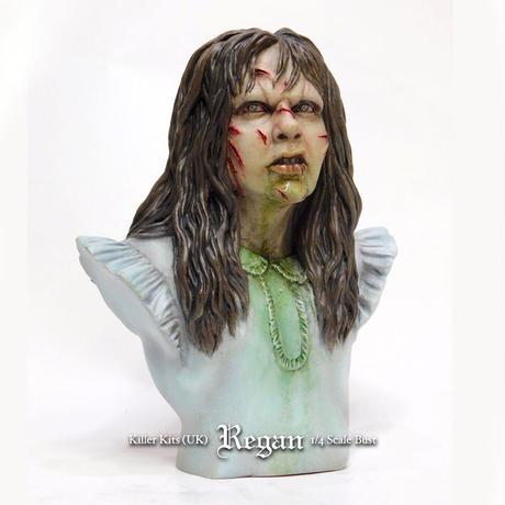 The Exorcist Regan 完成品