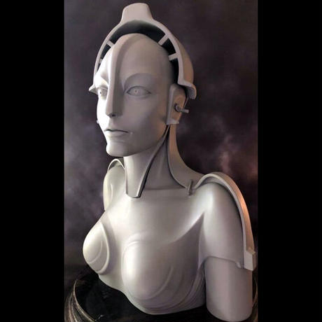 MARIA 1/2scale bust (Metropolis 1927)キット【取り寄せ】