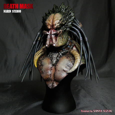 Death Mask 1/4scale bust完成品