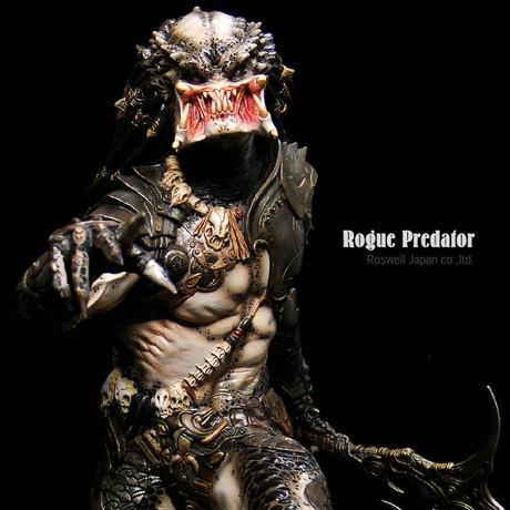 Rogue Hunter Predator 完成品