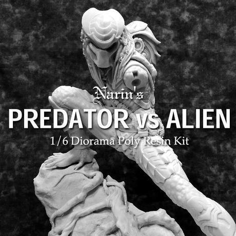 PREDATOR vs Alienキット